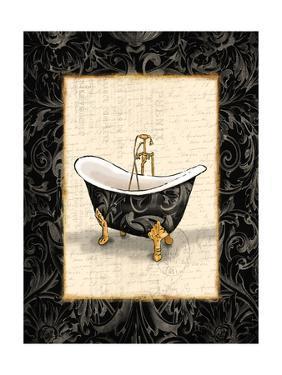 Black Gold Bath by Jace Grey