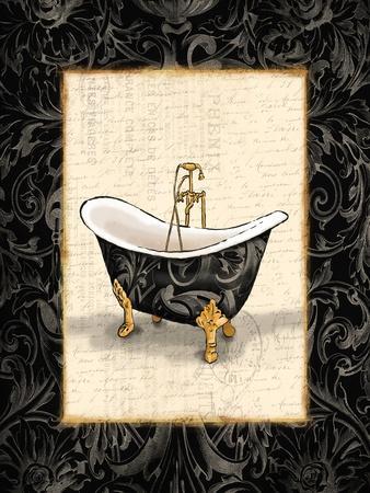 Black Gold Bath
