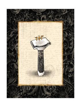 Black Gold Sink by Jace Grey