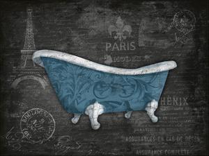 Blue Bath by Jace Grey