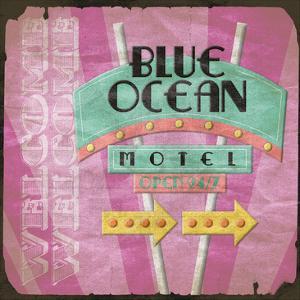 Blue Ocean by Jace Grey