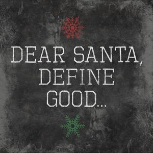 Dear Santa Good by Jace Grey