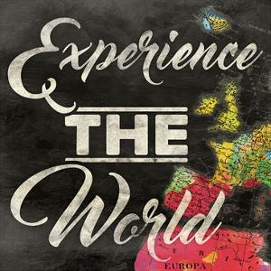Experience The World by Jace Grey
