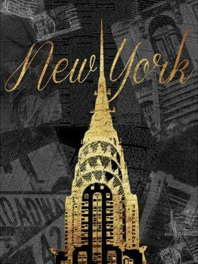 Gold New York Mate by Jace Grey