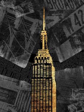 Gold NY by Jace Grey