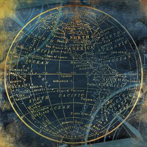Golden Blue World Side A by Jace Grey
