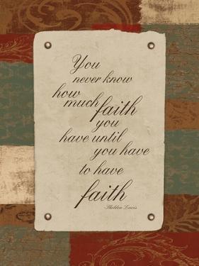 Have Faith by Jace Grey