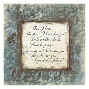 Jeremiah 29:11 by Jace Grey
