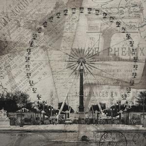 London Wheel by Jace Grey