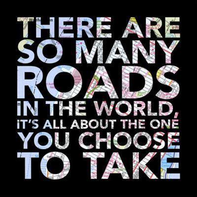 Many Roads by Jace Grey