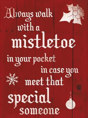 Mistletoe by Jace Grey