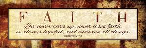 Never Loses Faith by Jace Grey