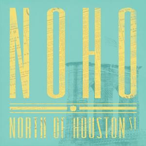 NOHO in Spring by Jace Grey
