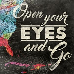 Open Your Eyes by Jace Grey