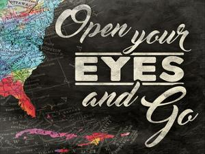 Opening Your Eyes by Jace Grey