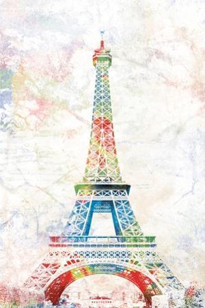 Pop Paris by Jace Grey