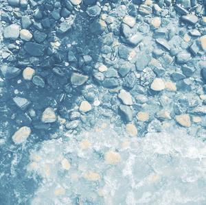 Rocks At Sea by Jace Grey
