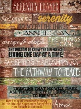 Serenity Prayer by Jace Grey