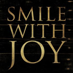 Smile With Joy Square by Jace Grey