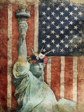 Statue Of America by Jace Grey