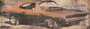 Vintage Ride by Jace Grey