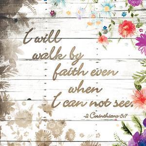 Walk By Faith by Jace Grey