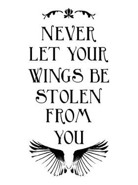 Wings by Jace Grey