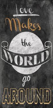 World Go Around by Jace Grey