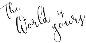 World Is Yours by Jace Grey