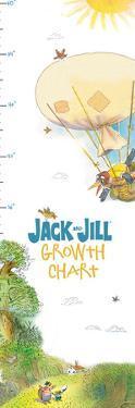 Jack and Jill - Air Balloon Growth Chart