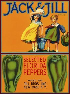 Jack and Jill Brand Peppers