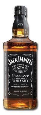 Jack Daniels - Bottle