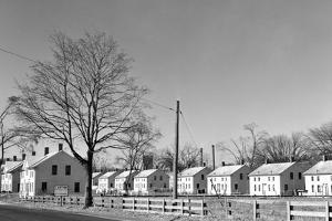 Company Houses by Jack Delano