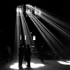 Union Station, Chicago, 1943 by Jack Delano