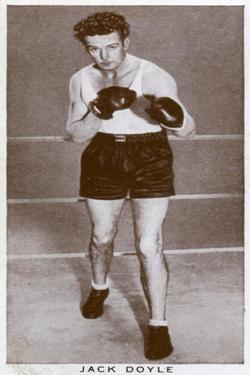 Jack Doyle, Irish Boxer, 1938