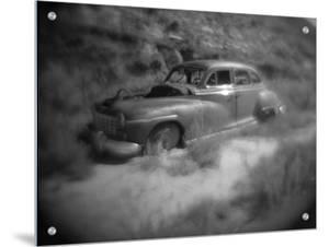 Old Car by Jack Germsheld