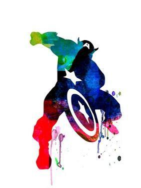 Captain America II by Jack Hunter