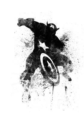 Captain America by Jack Hunter