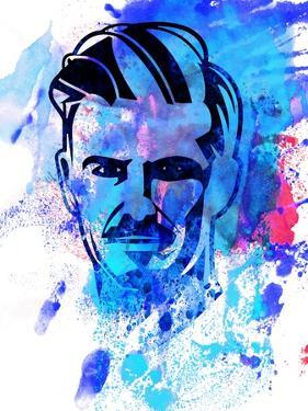 David Beckham by Jack Hunter