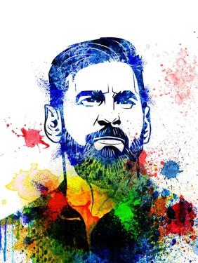Lionel Messi by Jack Hunter