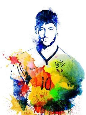 Neymar by Jack Hunter