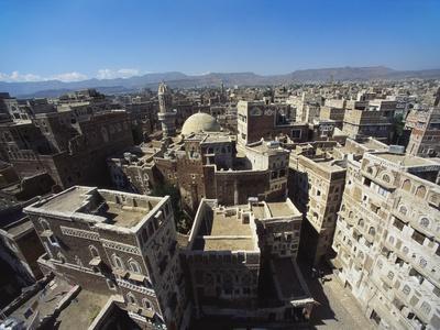 Sanaa, Yemen, Middle East