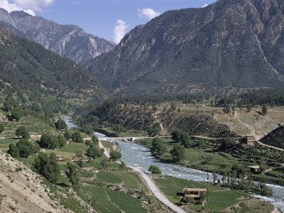 Village of Kacak, Northern Swat Valley, Pakistan
