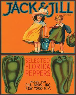 Jack & Jill Brand Selected Florida Peppers