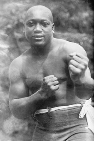 Jack Johnson, Heavyweight Champion of the World