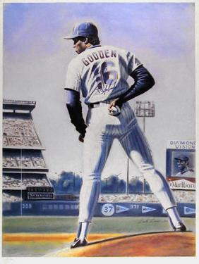 The Sign (New York Mets Dwight Gooden) by Jack Lane