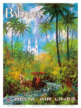Bahamas - Delta Air Lines by Jack Laycox