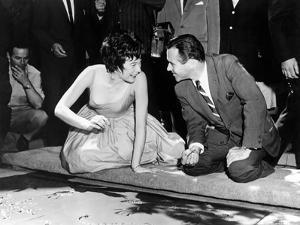 Jack Lemmon, Shirley Maclaine, 1963