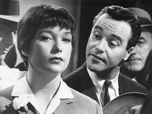 Jack Lemmon, Shirley Maclaine, The Apartment, 1960