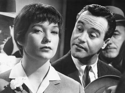 Jack Lemmon, Shirley Maclaine, The Apartment, 1960